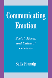 Communicating Emotion