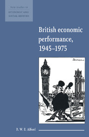 British Economic Performance 1945–1975