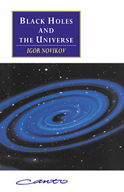 Black Holes and the Universe