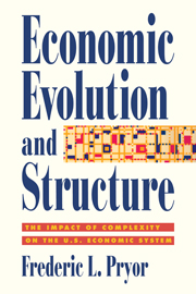 Economic Evolution and Structure