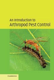 An Introduction to Arthropod Pest Control