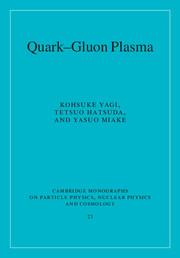 Quark-Gluon Plasma