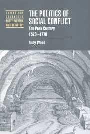 The Politics of Social Conflict