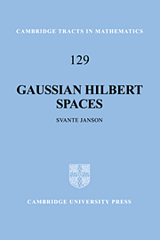 Gaussian Hilbert Spaces