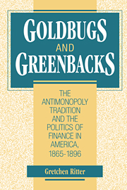Goldbugs and Greenbacks