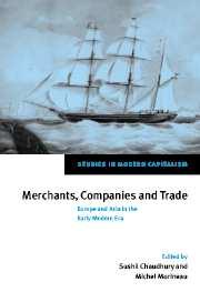 Merchants, Companies and Trade