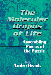 The Molecular Origins of Life