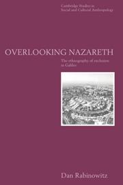 Overlooking Nazareth