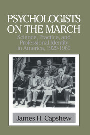 Psychologists on the March