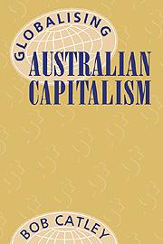 Globalising Australian Capitalism