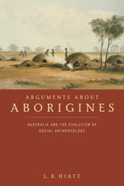 Arguments about Aborigines