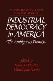 Industrial Democracy in America