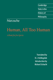 Nietzsche: Human, All Too Human