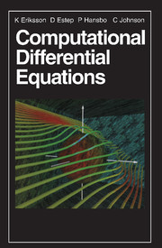 Computational Differential Equations
