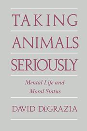 Taking Animals Seriously