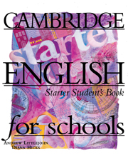 Cambridge English for Schools