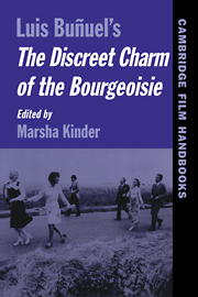 Buñuel's The Discreet Charm of the Bourgeoisie