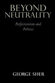 Beyond Neutrality