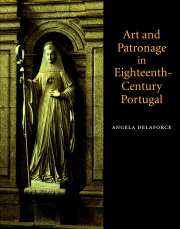 Art and Patronage in Eighteenth-Century Portugal