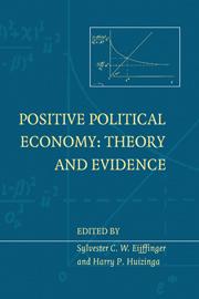 Positive Political Economy