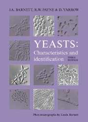 Yeasts: Characteristics and Identification