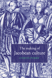 The Making of Jacobean Culture