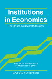 Institutions in Economics