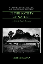 In the Society of Nature