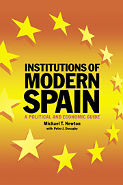 Institutions of Modern Spain