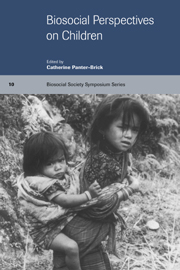 Biosocial Perspectives on Children