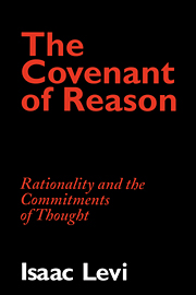 The Covenant of Reason