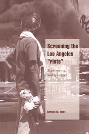 Screening the Los Angeles 'Riots'