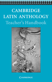 Cambridge Latin Anthology