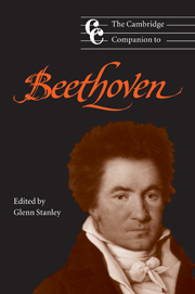 The Cambridge Companion to Beethoven