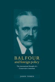 Balfour and Foreign Policy