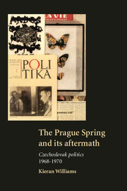 The Prague Spring and its Aftermath