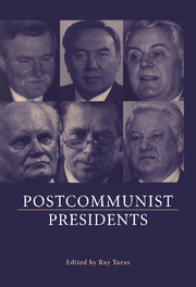 Postcommunist Presidents