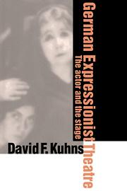 German Expressionist Theatre