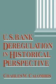 U.S. Bank Deregulation in Historical Perspective