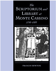 The Scriptorium and Library at Monte Cassino, 1058–1105