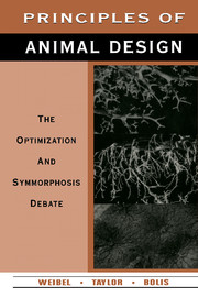 Principles of Animal Design