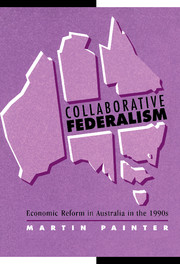 Collaborative Federalism