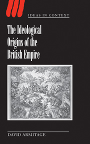The Ideological Origins of the British Empire