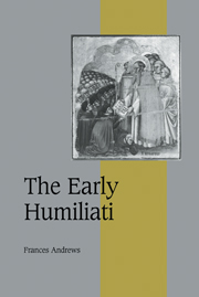 The Early Humiliati