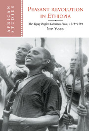 Peasant Revolution in Ethiopia