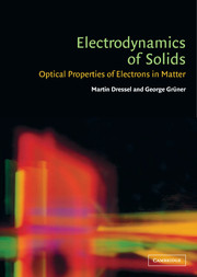 Electrodynamics of Solids