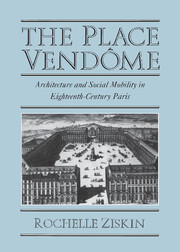 The Place Vendôme