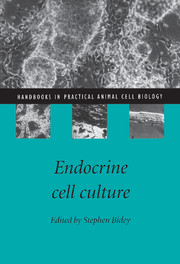 Endocrine Cell Culture