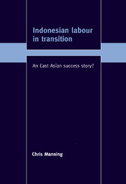 Indonesian Labour in Transition