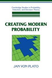 Creating Modern Probability